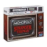 Hasbro- Stranger Things: Monopoly Edición de coleccionista (0320E8194105)